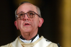 Argentine Cardinal Jorge Mario Bergoglio has been elected the new Pope