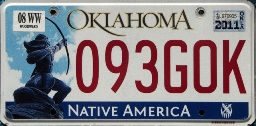 oklahoma-license-plate