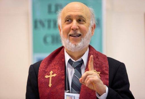 Reverend Steven Greenebaum