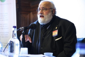 Imam Dr Abduljalil Sajid, a leader in the Imam World Congress of Faiths