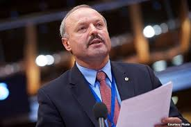 Valeriu Ghiletchi, member of the Assembly and the Committee on Legal Affairs and Human Rights