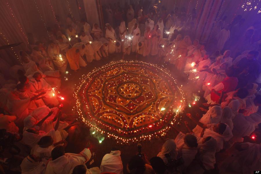 Diwali Festival Essay-Writing