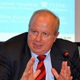 Peter Zoehrer, General Secretary FOREF Europe