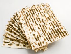Matzo - unleavened bread