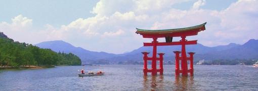 Itsukushima_torii_distance